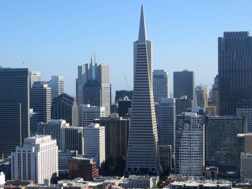 Photo of the San Francisco skyline